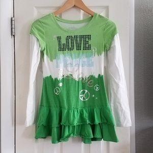 Justice tshirt dress